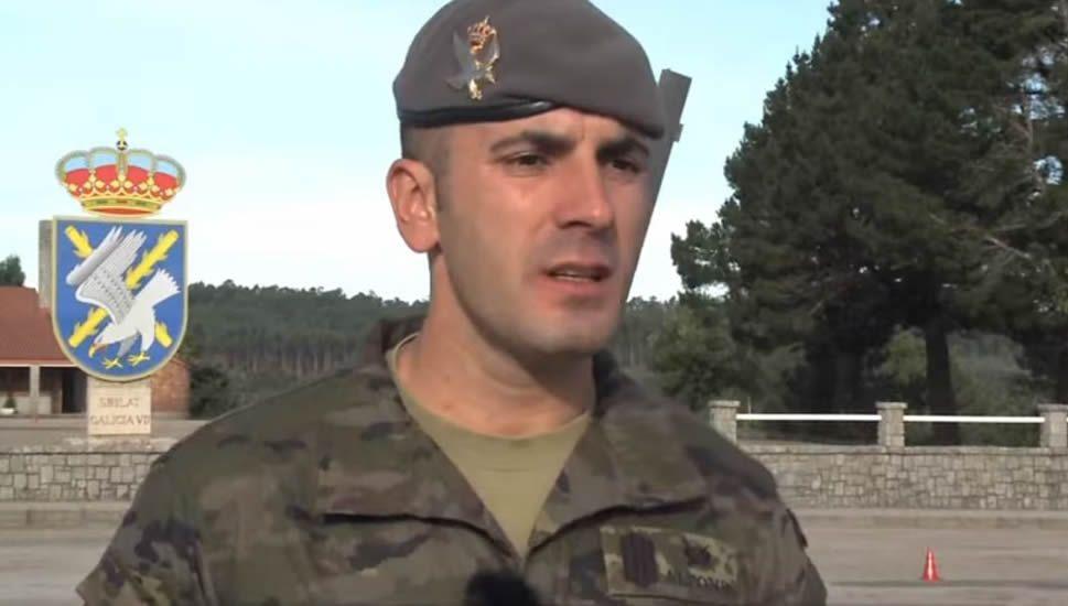 Alfonso López: «He estado tres veces en Afganistán»