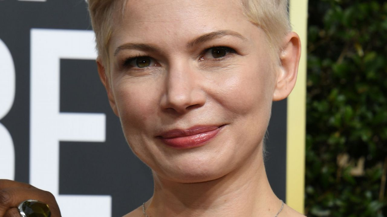 Michelle Williams.Anthony Rapp acusa a Kevin Spacey de acoso sexual