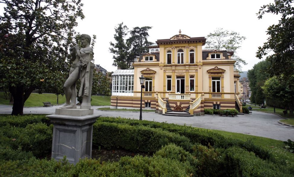 Villa Magdalena.Santi Alverú
