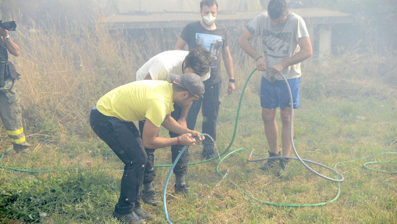 «Temos que prepararnos para episodios de sequía similares no futuro»