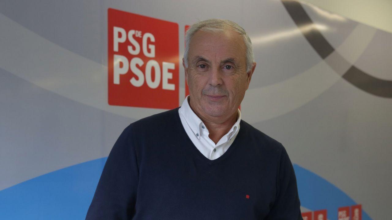 VOX pone la derogación de las ayudas contra la violencia de género como condición al pacto en Andalucía.Pachi Vázquez