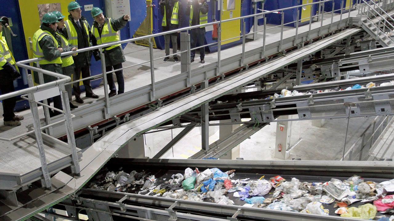 La planta de Sogama tendrá capacidad para tratar todos los residuos generados en Galicia