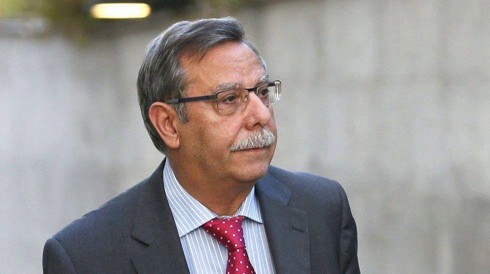 REE. José Folgado lleva cuatro años al frente de Red Eléctrica. Tiene 71.