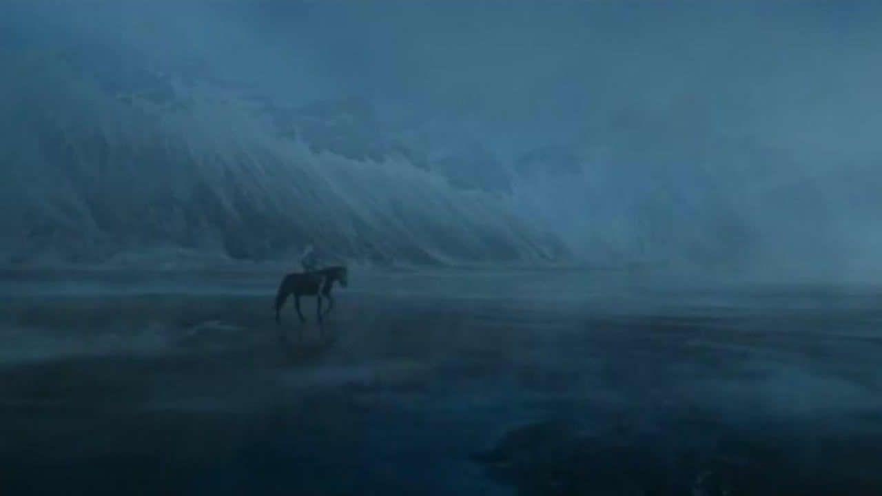 El origen del clima en «Juego de tronos».El deshielo lanzará ingentes cantidades de agua dulce al océano