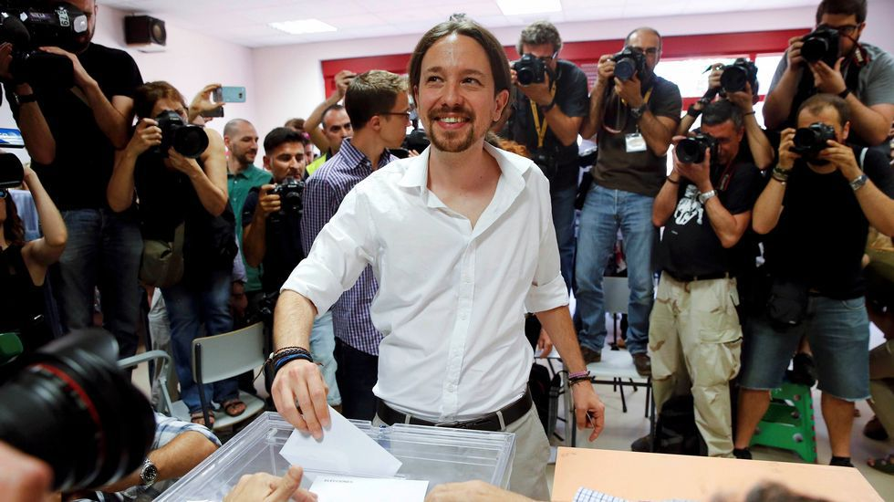 .Pablo Iglesias