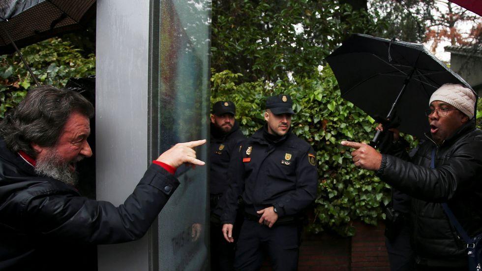 Los cortes en el centro de Madrid dividen a comerciantes y usuarios