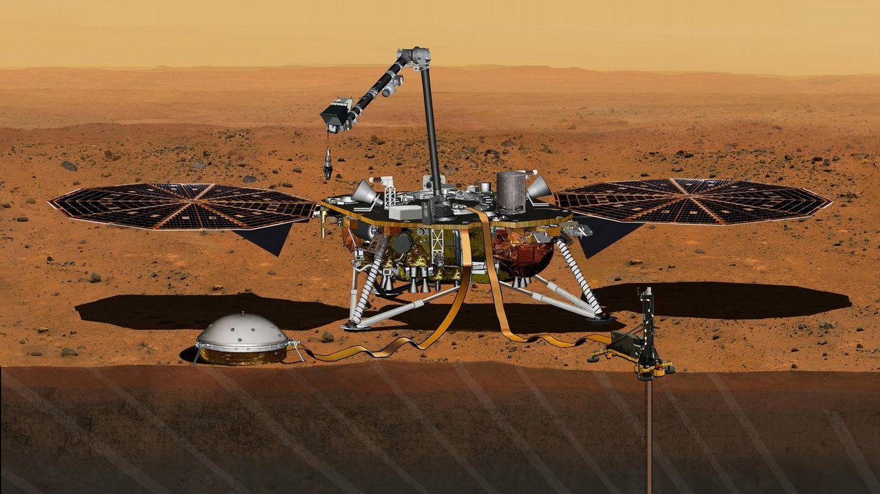 Siete años de trabajo y siete meses de viaje por el espacio para siete minutos de angustia: ¿tocará la sonda la superficie de Marte?.«Polybia paulista»: Avispa sudamericana cuyo veneno podría servir como antibiótico. También se estudia para eliminar tumores