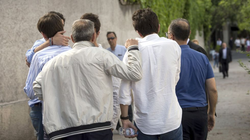 Rajoy confía «absolutamente» en Cristina Cifuentes.Carmena junto a Cifuentes en los actos por el día de San Isidro.