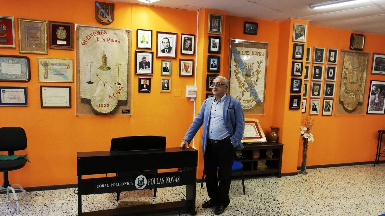 cristi.Ferreiro, Noriega y Suárez, un año después de que se convirtieran en alcaldes de sus ciudades