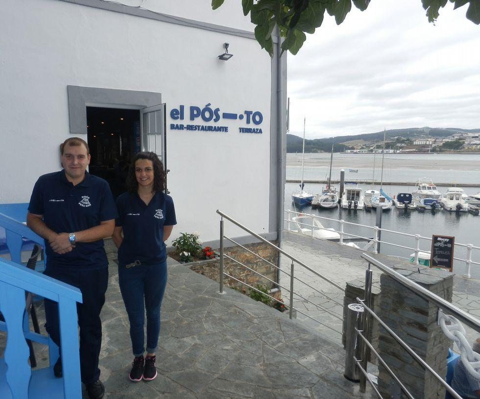 Ocho destinos turísticos en Galicia.El local está en la parte baja de la Cofradía de Pescadores.