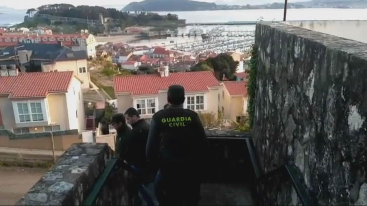Cuatro albaneses detenidos en Nigrán y acusados de robos en domicilios