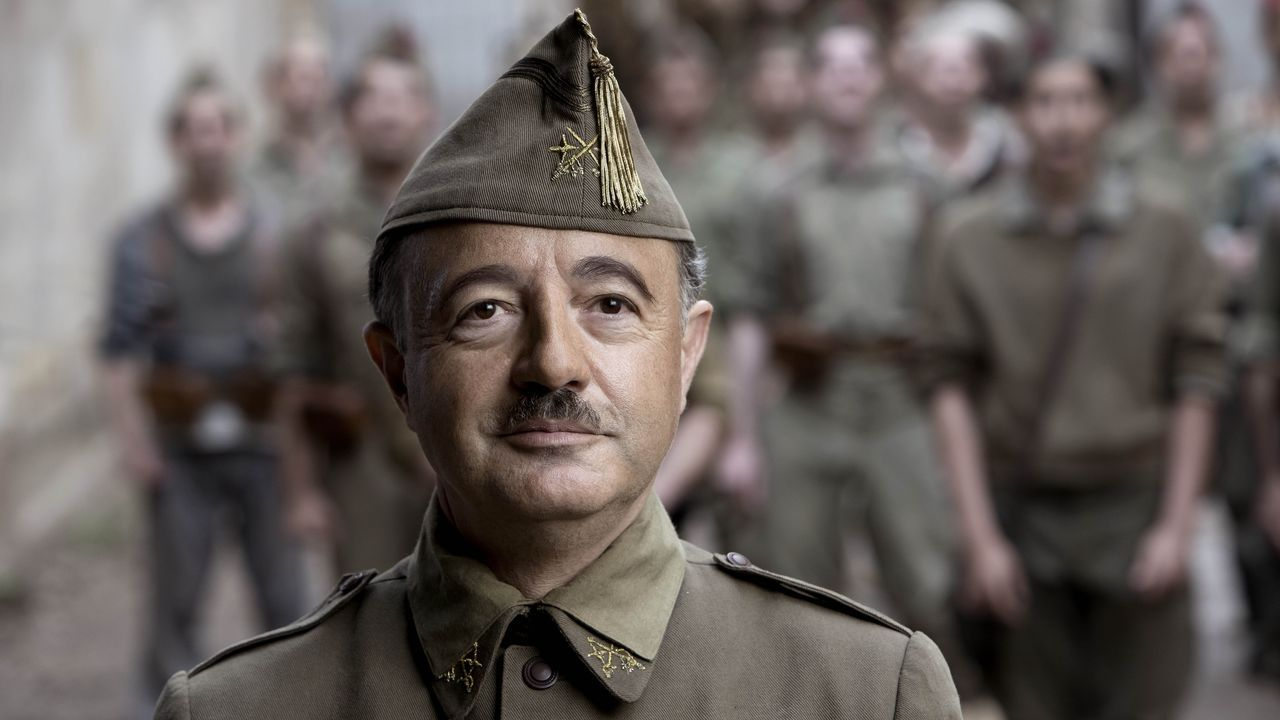 Un gallego da vida a Franco en la próxima película de Amenábar.«Stranger Things»
