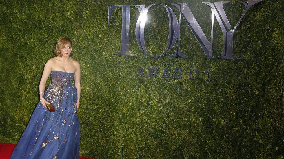 Los premios Tony, en imágenes.Pese a ser moi nova, Sara Nieto conta xa cunha ampla experiencia sobre os escenarios<span lang= es-es >. </span>
