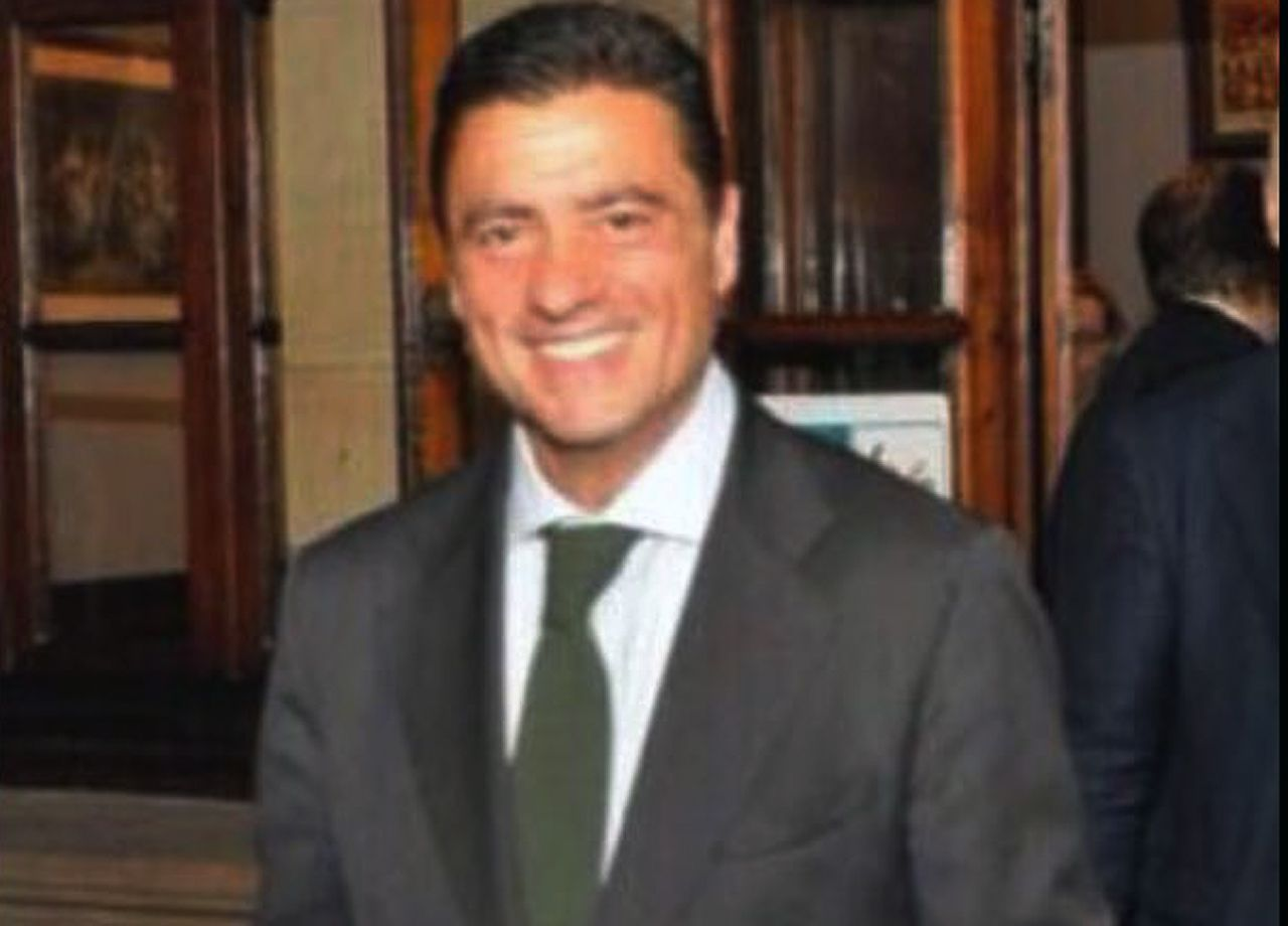 El abogado Antonio Cifuentes