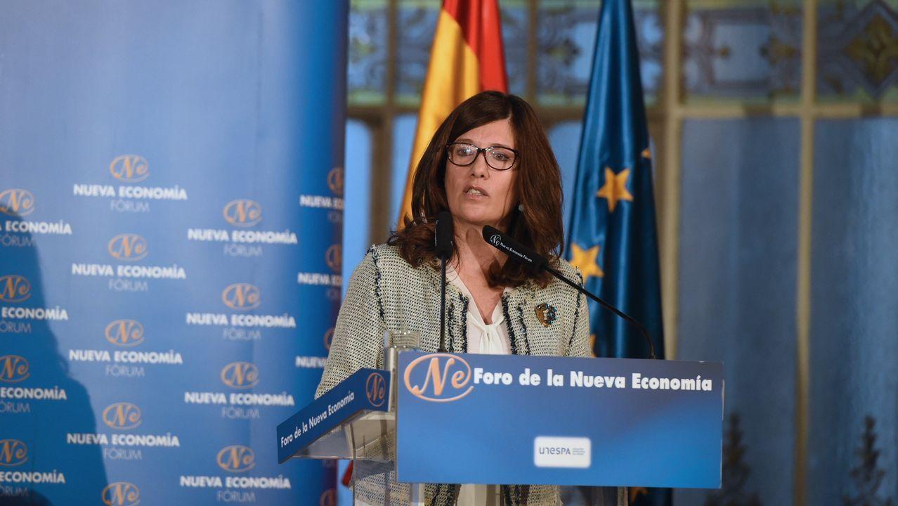 .Mar España, directora de la Agencia Española de Protección de Datos