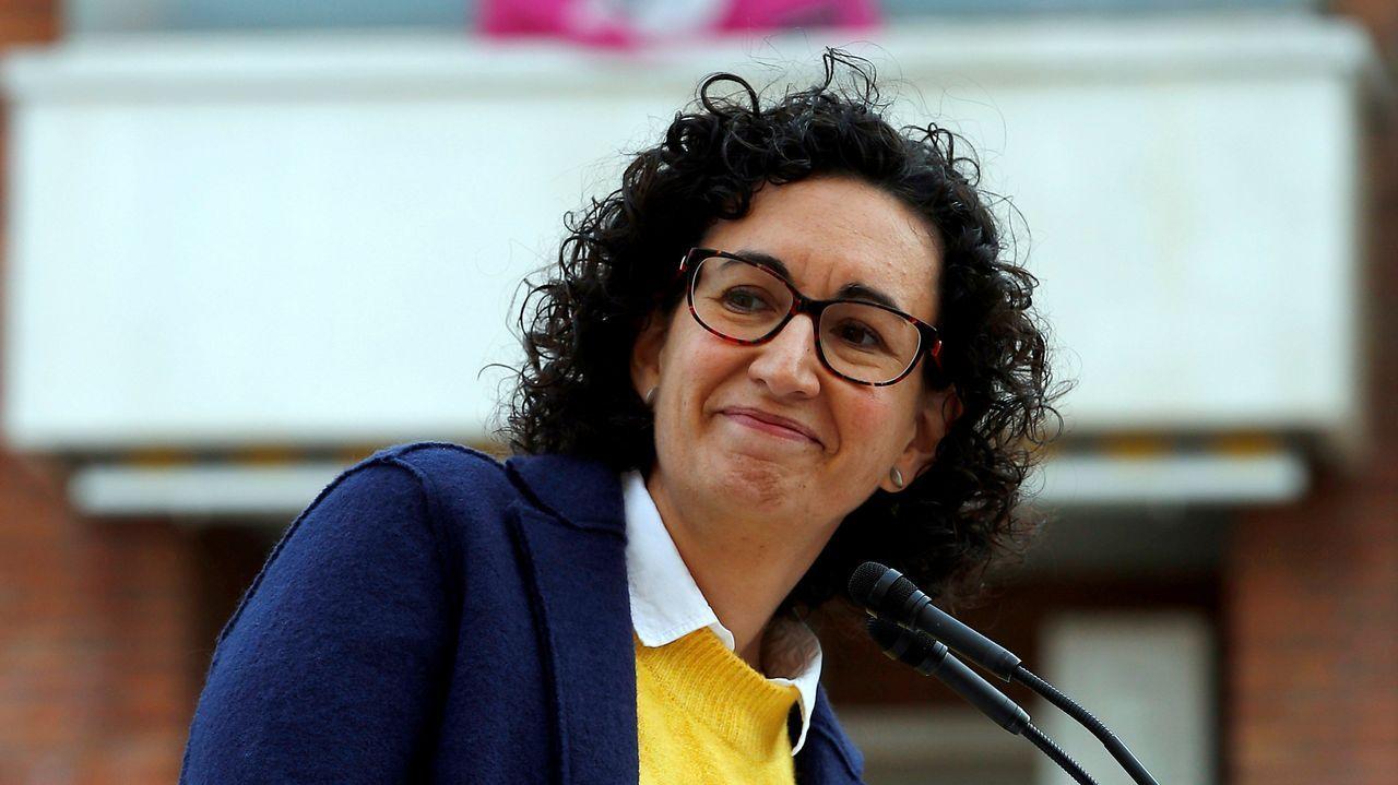 Rufián recuerda al PSOE que el «mejor desinfectante es la cal viva».Alberto Núñez Feijoo y Javier Fernández