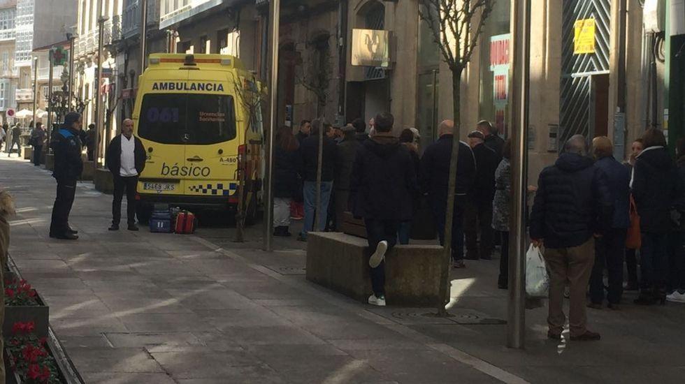 Las familias políticas de Ourense.El incendio en Celanova esta en la carretera a Quintela de Leirado