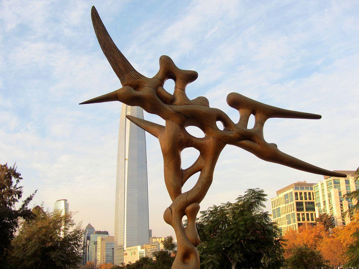 .Parque de las Esculturas