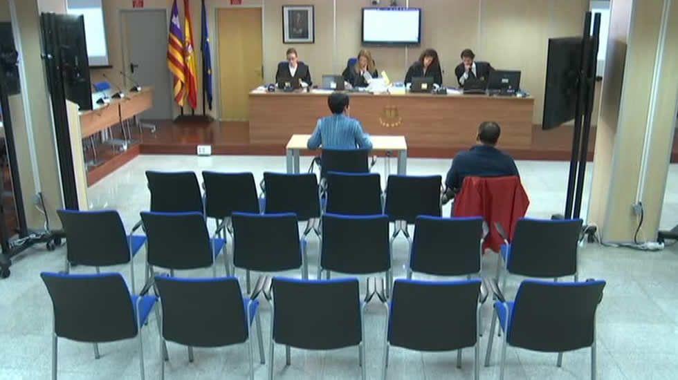 Declaran los agentes de la UDEF que investigaron el caso Nóos.Federico Rubio