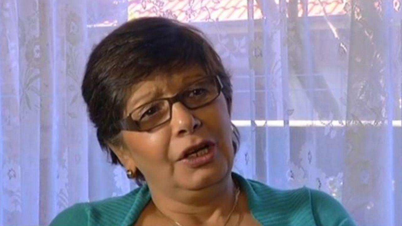 Adriana Rivas, durante una entrevista concedida en el 2013 a la radio SBS Spanish