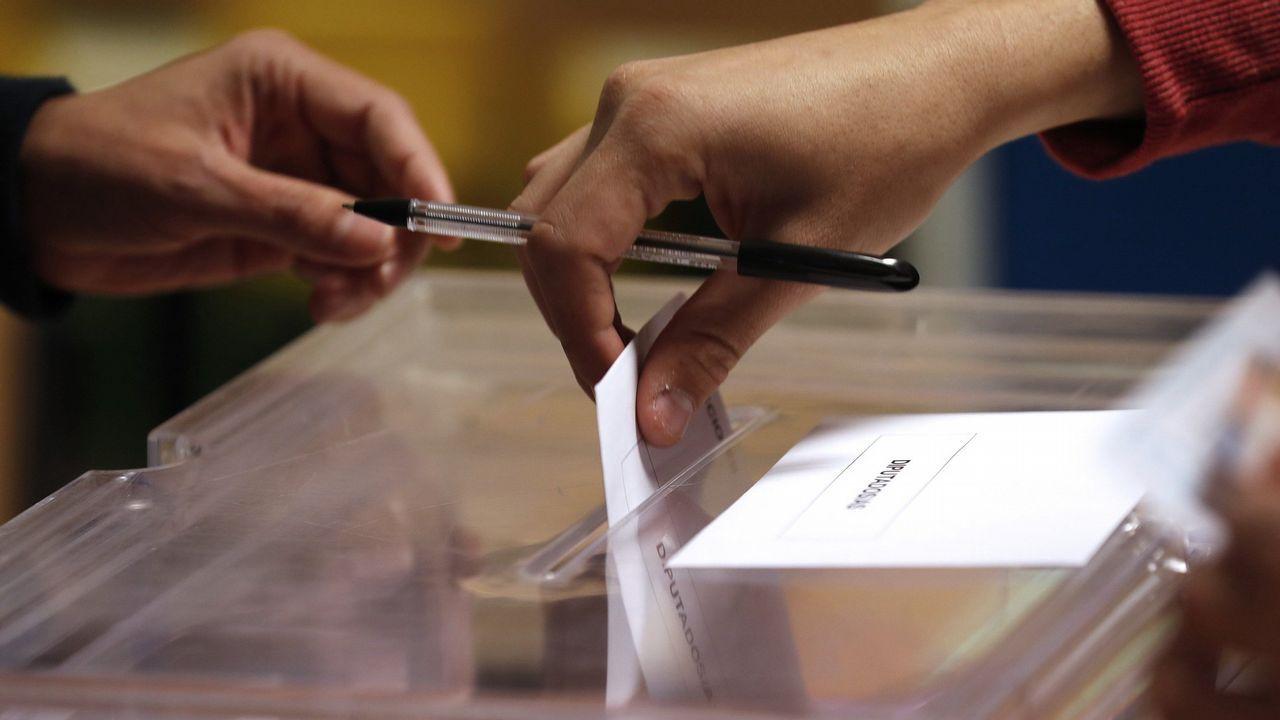El debate electoral en directo.Miguel Ángel Esteban