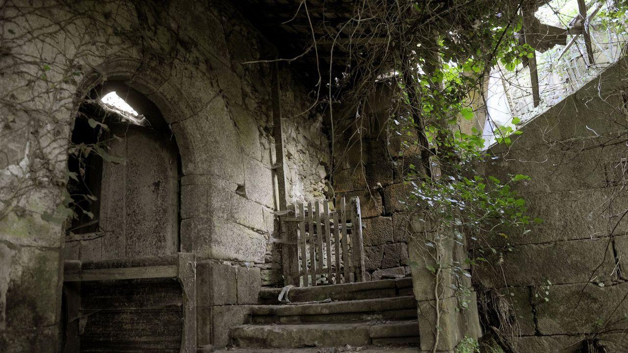 Pazo de Bergazos (Lalín)
