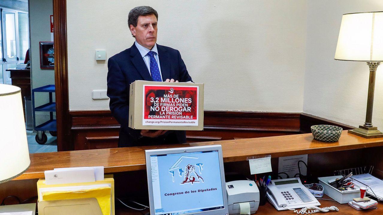 Juan Carlos Quer: «El cumplimiento íntegro de las condenas no es garantía de reinserción, nos lo dijo el asesino de Laura Luelmo»