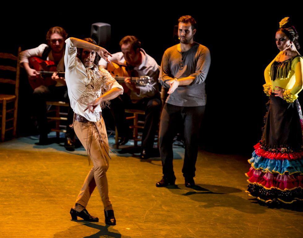 Explosión literaria en Dombate y el Anllóns.En el musical participan algunos de los mejores artistas del festival de La Unión