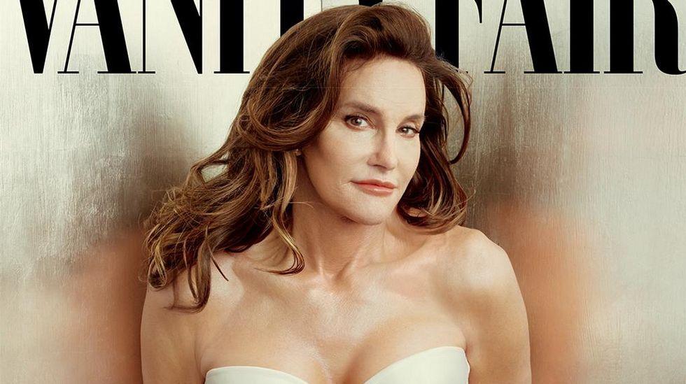 Una de las portadas de la edición británica de Vogue