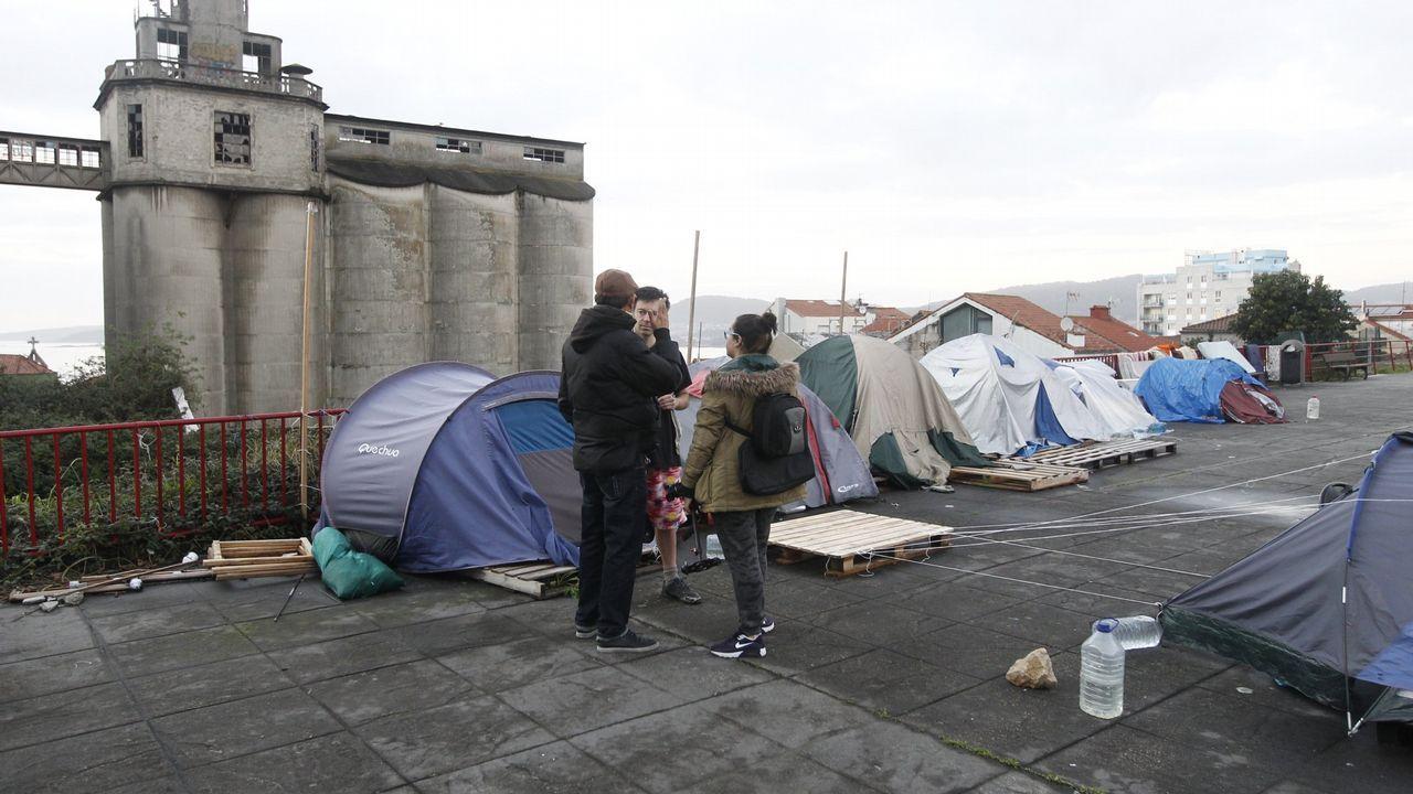 pobreza infantil, niños, malos tratos.Manuela y su marido llevan sin ingresos desde diciembre y ya no han podido pagar el alquiler
