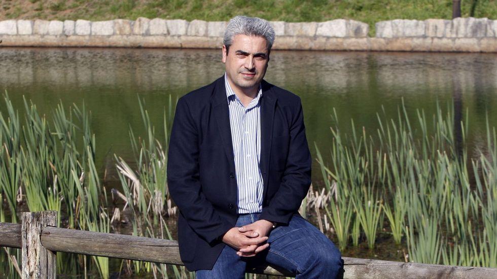 El ministro de Fomento, José Luis Ábalos, en Gijón