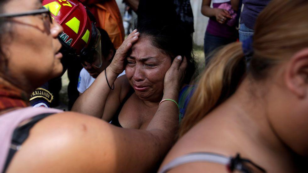 Tragedia en un centro de menores de Guatemala.Graciela Atencio