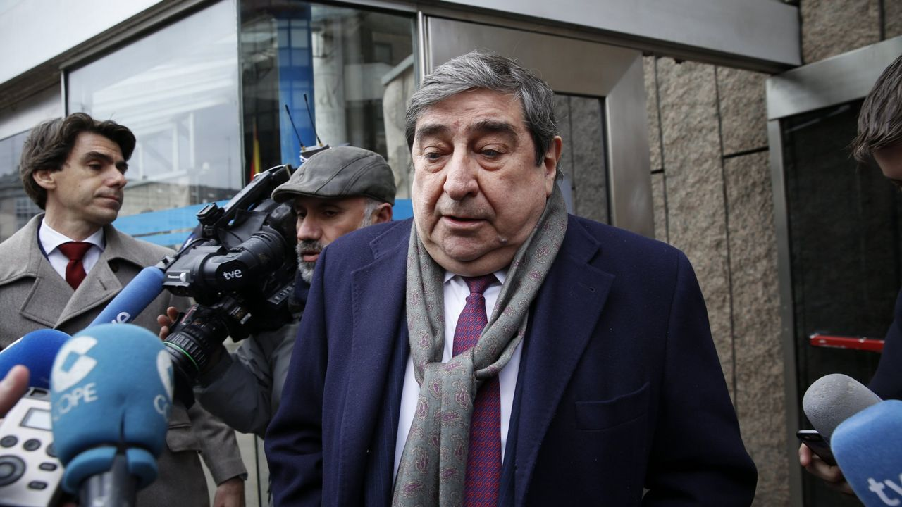 Miguel García, director legal de la RFEF