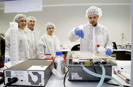.El Cimus, centro de investigación de la USC, aportó el último año más potencial al IDIS.