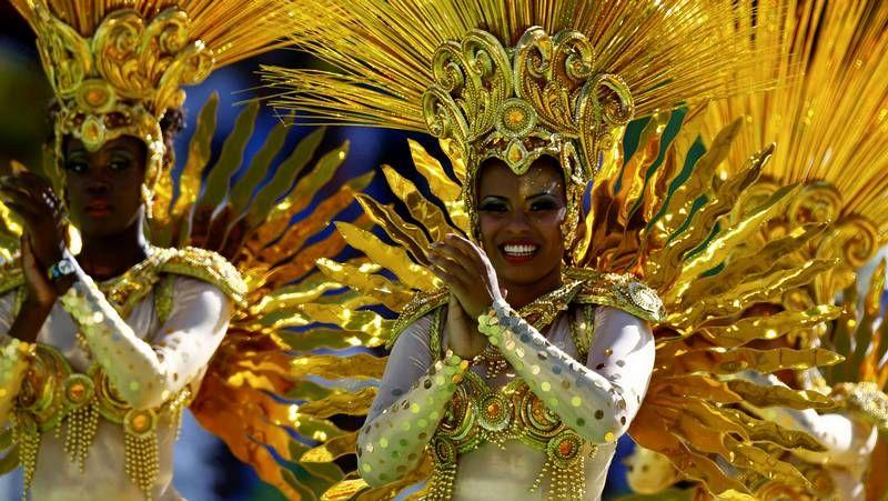 Mundial 2014: Shakira y mucha samba en la ceremonia de clausura.Piqué con su hijo Milan
