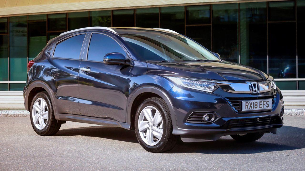 Honda.Peugeot presentó un prototipo 100% eléctrico y  autónomo