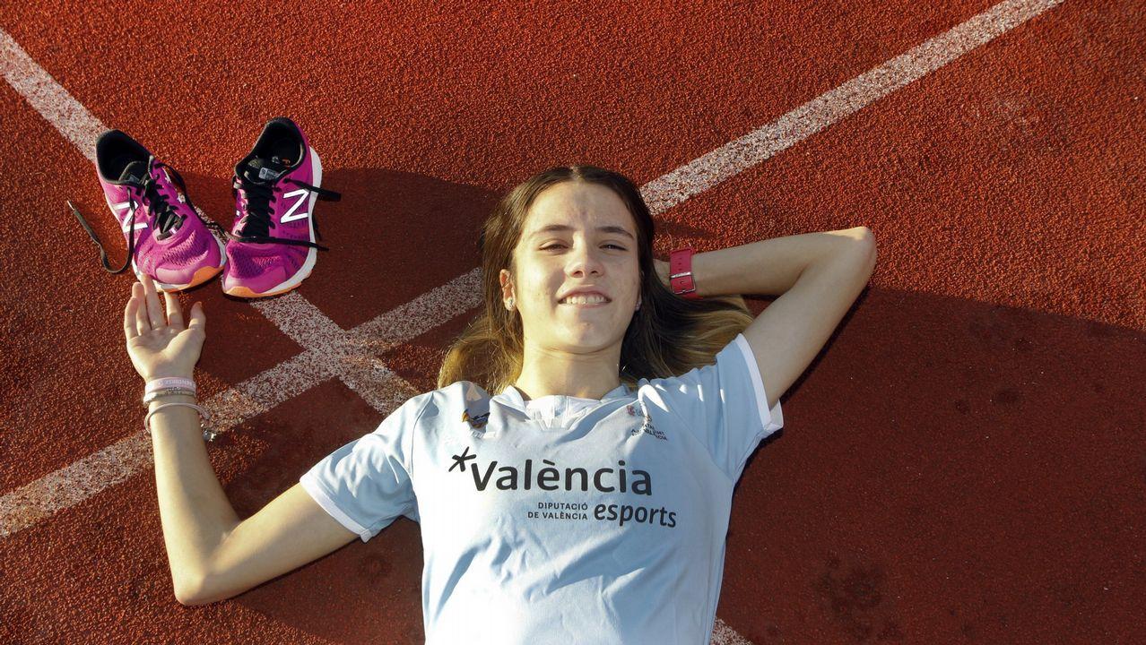 Solange Pereira: «Sabía que lo mío era escapar»