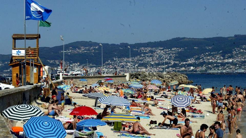 Ferrol.Playa de Razo (Carballo)