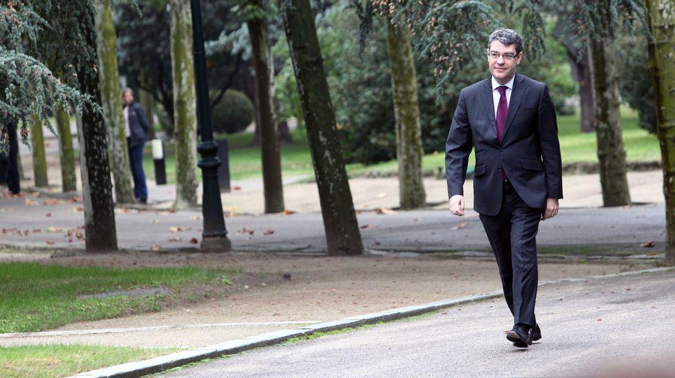 .Álvaro Nadal, ministro de Energía, Turismo y Agenda Digital