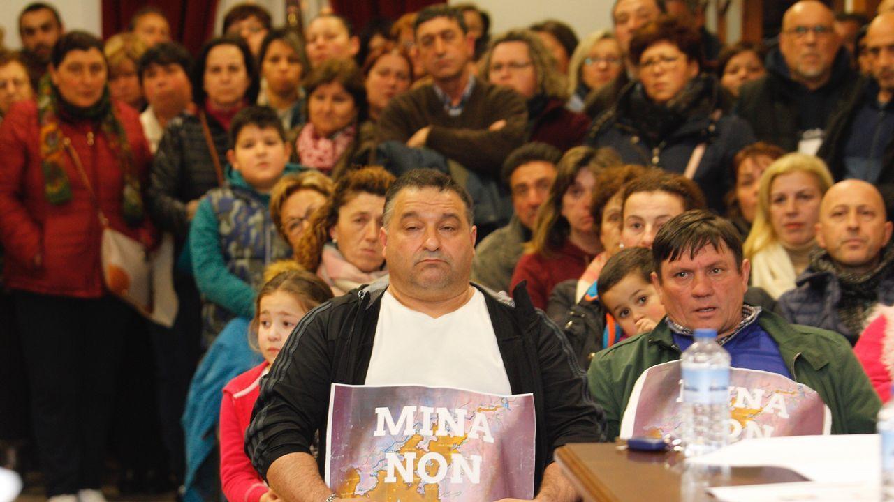 «La oposición a la mina de Touro es ideológica»