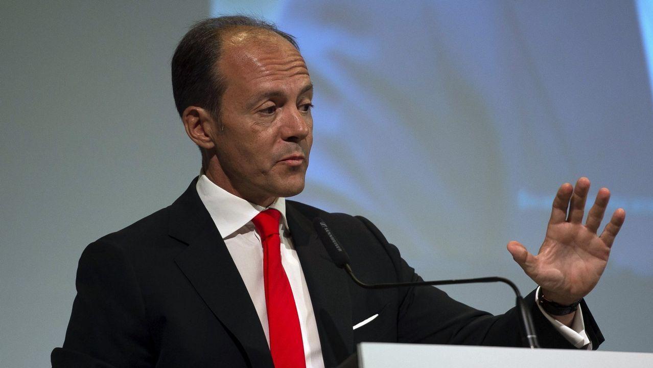 Juergen Foecking, director adjunto de la Representación de la CE en España