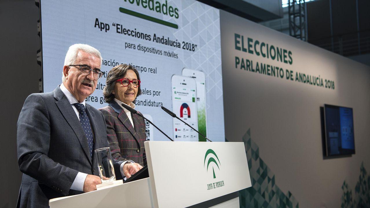 El pueblo malagueño que de la noche a la mañana ha cambiado su voto.Javier Fernández Lanero
