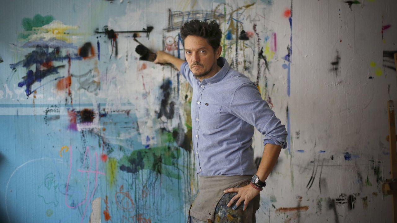 Manuel Suárez: «Las redes sociales son muy injustas para un artista».