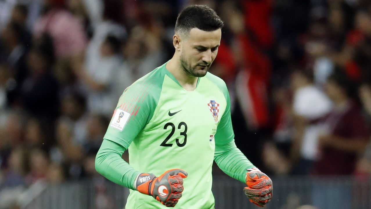La gran final de la Copa del Mundo entre Francia y Croacia