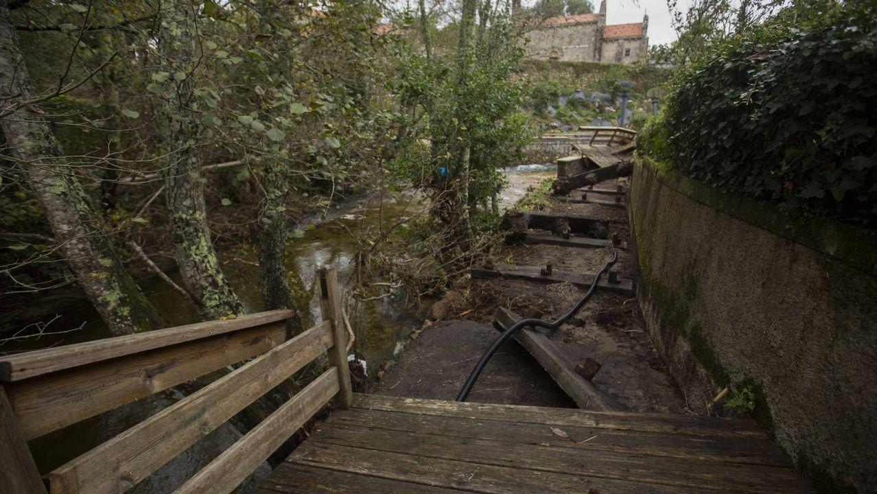 As Pontes se moviliza por el convenio de Endesa