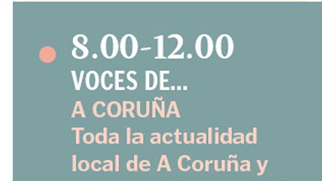 Programas de RadioVoz para A Coruña