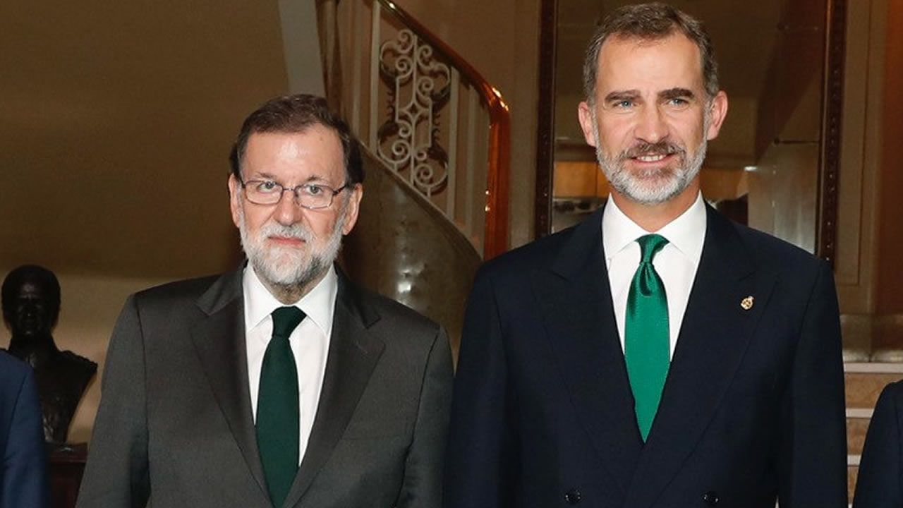 El significado de la corbata verde del rey y rajoy for Pesadilla en la cocina el rey