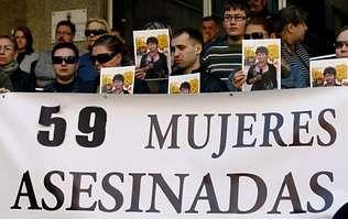 Isabel Valldecabres denuncia el acoso a la ex ministra socialista Bibiana Aído.En Almería, donde vivía la última víctima de la violencia machista, se celebró ayer una concentración.
