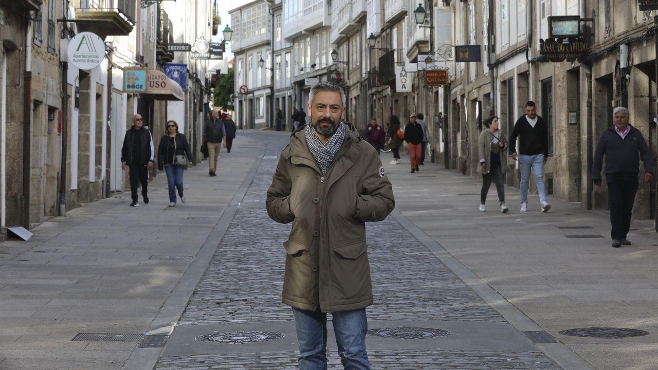 Pablo Pineda y El Langui