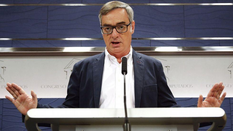 José Manuel Villegas, en una imagen de archivo